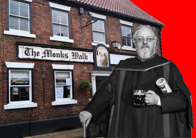 Monks Walk Inn Pub in Beverley